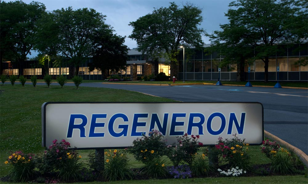 Regeneron Pharmaceuticals - Structural steel services provided by Stone Bridge and Steel